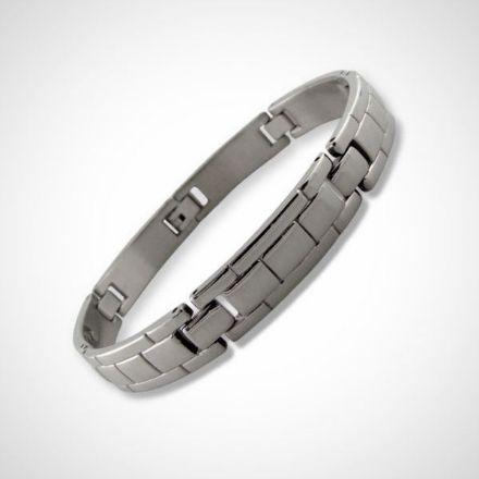 Afbeeldingen van 316L - Chirurgisch roestvrijstalen heren armband schakel 22 cm