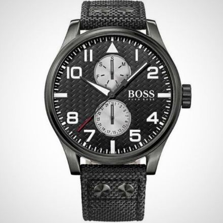 Afbeeldingen van Hugo Boss horloge - HB1513086 Aeroliner MAXX