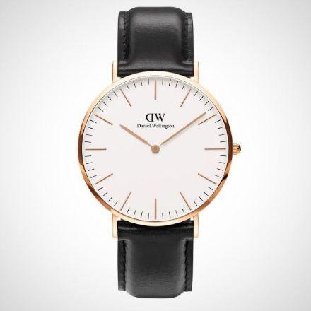 Afbeeldingen van Daniel Wellington horloge DW00100007 Classic Man Sheffield
