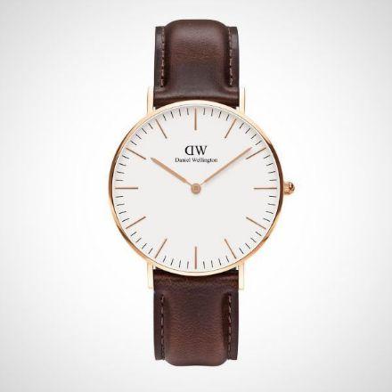 Afbeeldingen van Daniel Wellington horloge DW00100039 Classic Lady Bristol