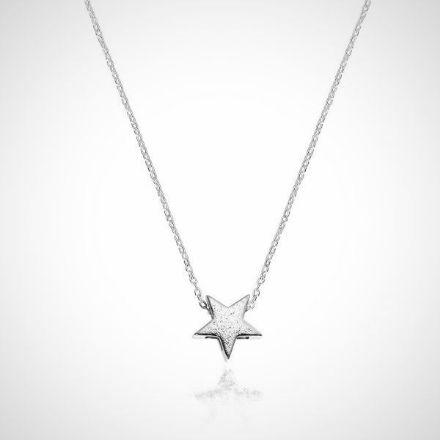 zilveren hanger ster pendant