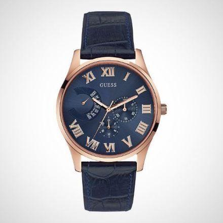 Afbeeldingen van Guess horloge - Heren - W0608G2 Venture - 42 mm - Bruin